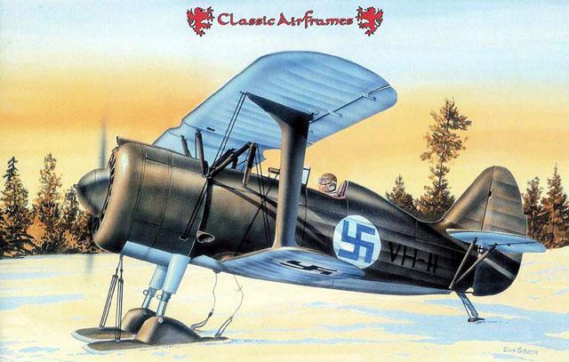 Polikarpov I 152 Review By Steven Eisenman Classic