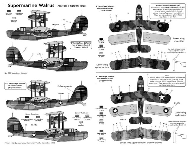 supermarine walrus review by lynn ritger  classic